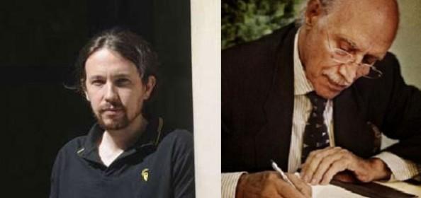 Entrevista a Pablo Iglesias (Podemos) y a Antonio García-Trevijano (MCRC)
