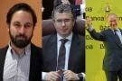"""Entrevista a Santiago Abascal (VOX), Rajoy y el """"Caso Púnica"""" junto a las falsedades de Rodrigo Rato"""
