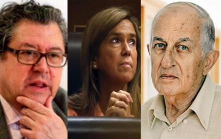 """Dimisión de Ana Mato y entrevistas a Enrique Calvet (UPyD) y Juan Goytisolo tras el Premio Cervantes: """"Apoyo a Podemos"""""""