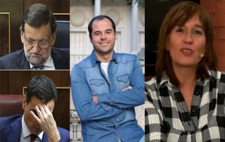 El último debate del régimen sobre el Estado de la Nación. Entrevistas con Ignacio Aguado (Ciudadanos) y Alicia Armesto (Tele K) denunciada por Interior