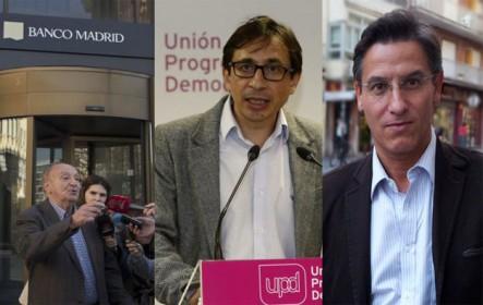 El escándalo bancario en Andorra según un financiero y residente. Ramón Marcos y la situación de UPyD en Madrid. Luis Salvador: la irrupción de Ciudadanos en Andalucía