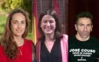 Entrevistas: Carolina Punset (Ciudadanos) y David Couso frente a Hermann Tertsch: 12º Aniversario del periodista. Denuncian a la jueza Carolina Durrif por instruir el divorcio de una compañera de oficina