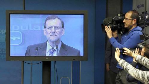 El PP se hunde y Rajoy cree que un video trucado lo salvará