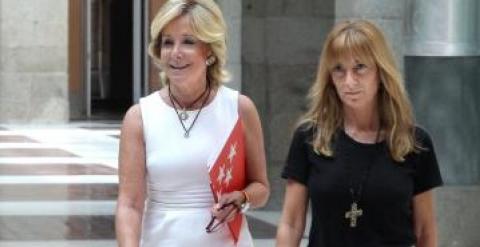 Isabel Gallego, periodista del PP, no encuentra los informes de la Mafia Púnica