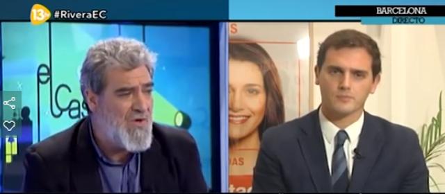 """Miguel Angel Rodríguez (PP): sus """"chorradas"""" con Albert Rivera (Cs) y Podemos"""